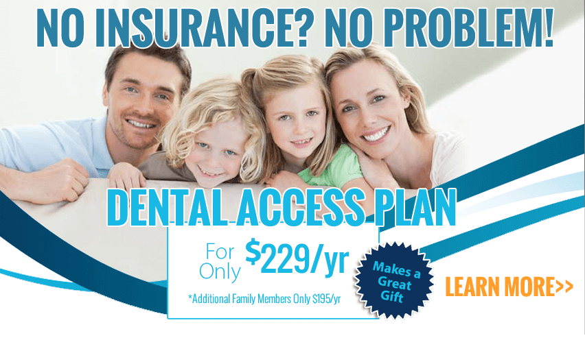 Dental Access Plan - Like Private Dental Insurance