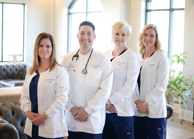 CRNAs Triangle Family Dentistry Wake Forest NC - Triangle