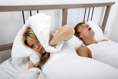 Sleep Apnea - Snoring