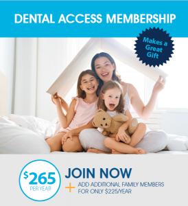 Dental Access Membership 2020
