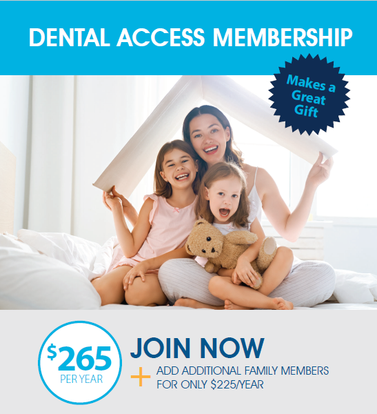 Dental Access Membership 2020