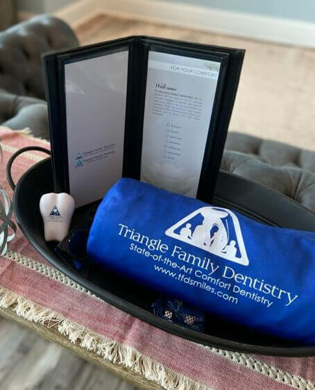 Comfort Dentistry - Triangle Family Dentistry